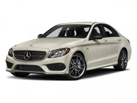 2017 Mercedes-Benz C-Class for sale at Crown Automotive of Lawrence Kansas in Lawrence KS
