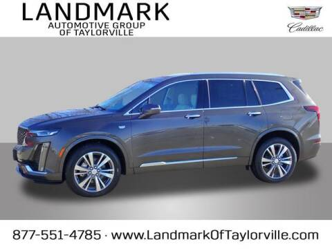 2020 Cadillac XT6 for sale at LANDMARK OF TAYLORVILLE in Taylorville IL