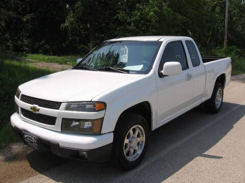 2012 Chevrolet Colorado for sale at Durham Hill Auto in Muskego WI