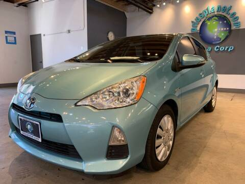 2013 Toyota Prius c for sale at PRIUS PLANET in Laguna Hills CA