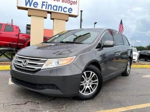 2013 Honda Odyssey for sale at American Financial Cars in Orlando FL