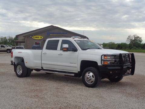 2016 Chevrolet Silverado 3500HD for sale at Burkholder Truck Sales LLC (Versailles) in Versailles MO