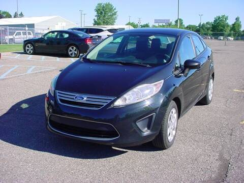 2012 Ford Fiesta for sale at VOA Auto Sales in Pontiac MI