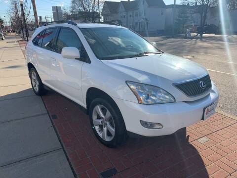 2007 Lexus RX 350 for sale at Viscuso Motors in Hamden CT