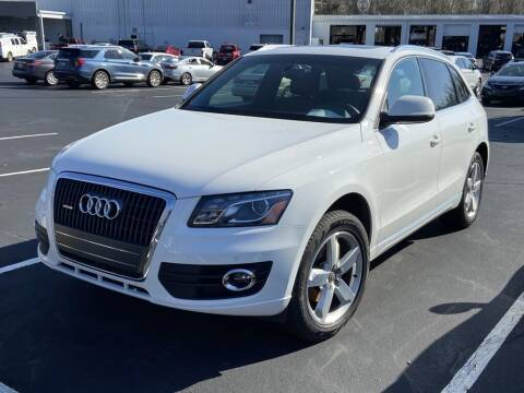 2012 Audi Q5 for sale at Stearns Ford in Burlington NC