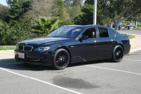 2007 BMW B7 for sale at Haggle Me Classics in Hobart IN