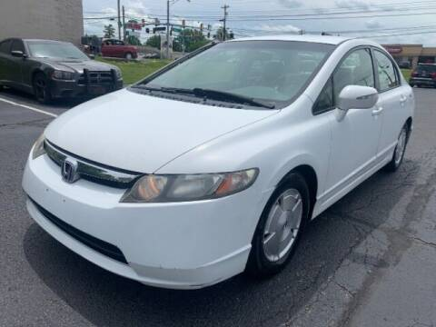 2006 Honda Civic for sale at Dixie Motors in Fairfield OH