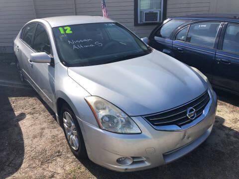 2012 Nissan Altima for sale at Castagna Auto Sales LLC in Saint Augustine FL