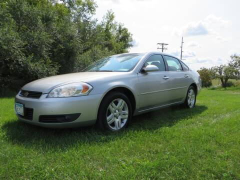2007 Chevrolet Impala for sale at The Car Lot in New Prague MN
