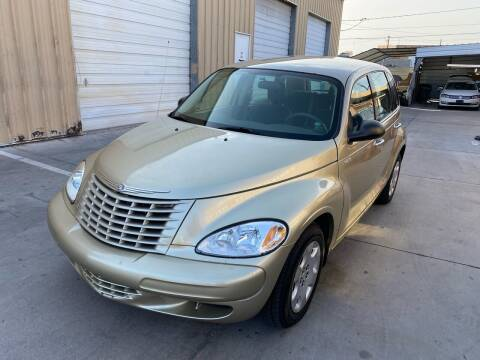 2005 Chrysler PT Cruiser for sale at CONTRACT AUTOMOTIVE in Las Vegas NV