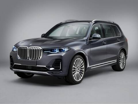 2021 BMW X7 for sale at BMW OF NEWPORT in Middletown RI