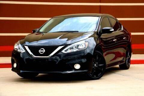 2017 Nissan Sentra for sale at Auto Hunters in Houston TX