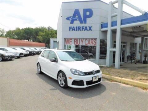 2012 Volkswagen Golf R for sale at AP Fairfax in Fairfax VA