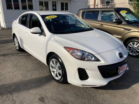 2013 Mazda MAZDA3 for sale at B & M Auto Sales INC in Elizabeth NJ