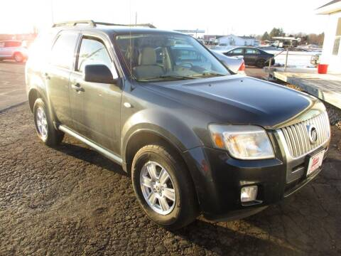 2009 Mercury Mariner for sale at KAISER AUTO SALES in Spencer WI