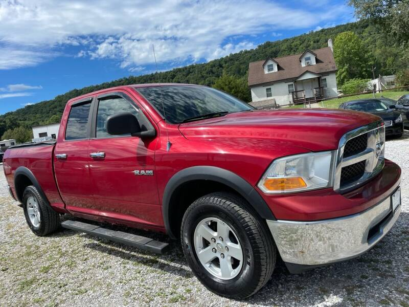 2009 Dodge Ram Pickup 1500 for sale at Ron Motor Inc. in Wantage NJ