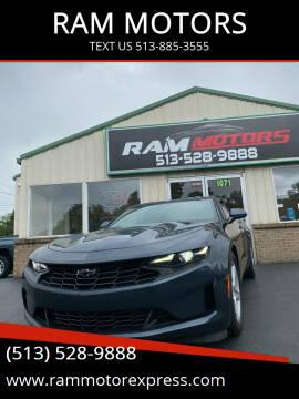 2020 Chevrolet Camaro for sale at RAM MOTORS in Cincinnati OH