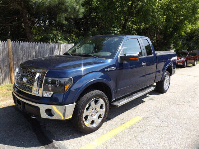 2010 Ford F-150 for sale at Wayland Automotive in Wayland MA