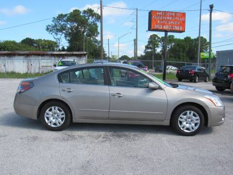 2012 Nissan Altima for sale at Checkered Flag Auto Sales EAST in Lakeland FL