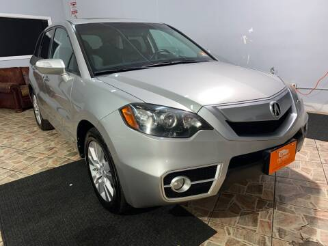 2011 Acura RDX for sale at TOP SHELF AUTOMOTIVE in Newark NJ