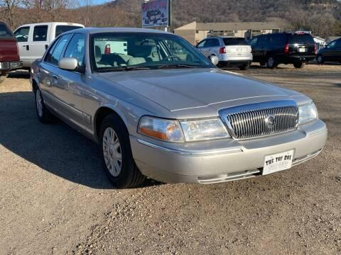 2004 Mercury Grand Marquis for sale at Toy Box Auto Sales LLC in La Crosse WI