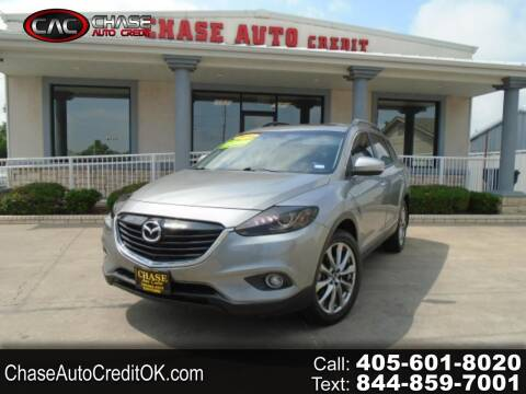 2014 Mazda CX-9 for sale at Chase Auto Credit in Oklahoma City OK