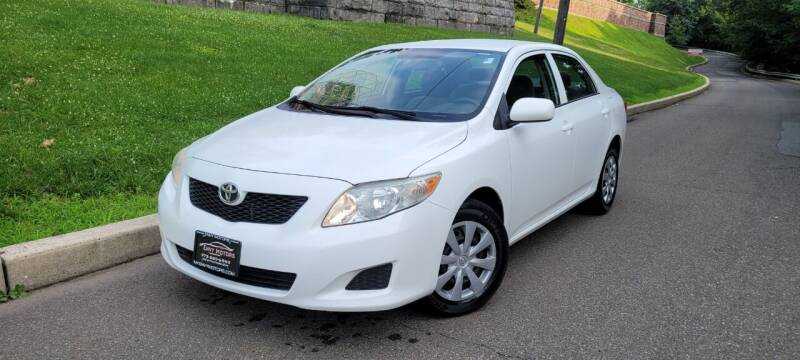 2009 Toyota Corolla for sale at ENVY MOTORS LLC in Paterson NJ