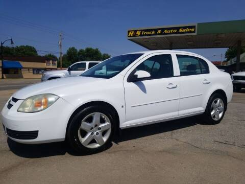 2007 Chevrolet Cobalt for sale at R & S TRUCK & AUTO SALES in Vinita OK