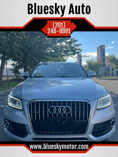 2015 Audi Q5 for sale at Bluesky Auto in Bound Brook NJ