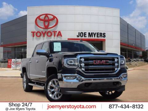 2017 GMC Sierra 1500 for sale at Joe Myers Toyota PreOwned in Houston TX