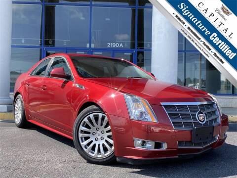 2010 Cadillac CTS for sale at Capital Cadillac of Atlanta in Smyrna GA