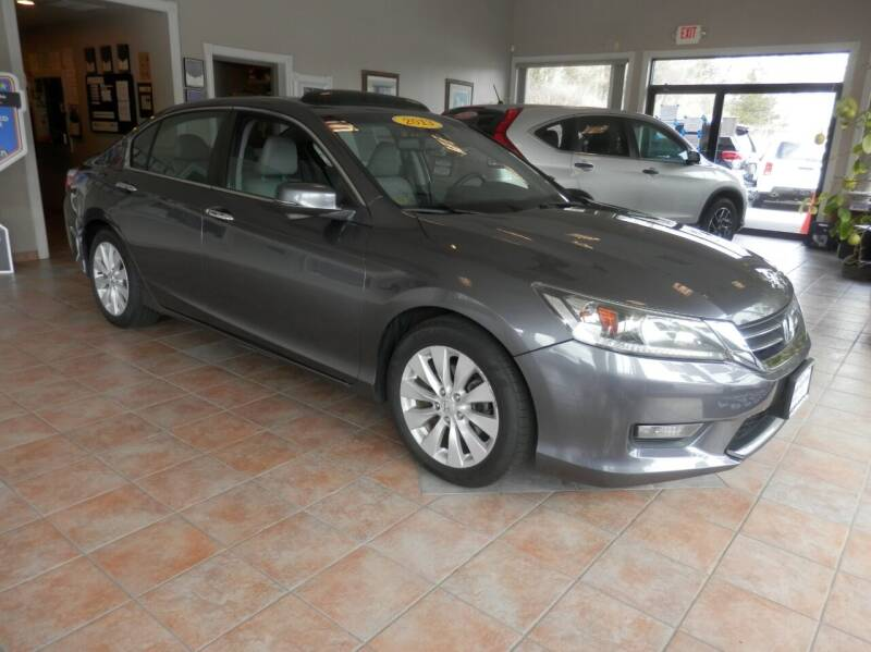 2013 Honda Accord for sale at ABSOLUTE AUTO CENTER in Berlin CT