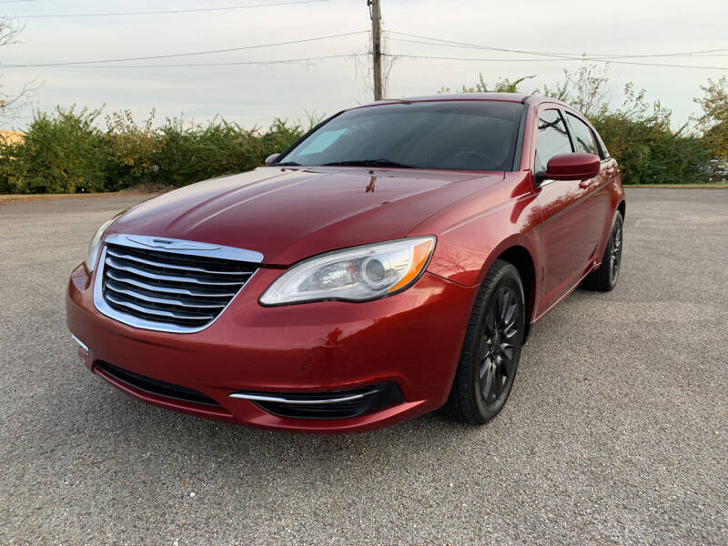 2014 Chrysler 200 for sale at Craven Cars in Louisville KY