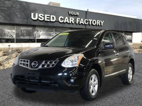 2013 Nissan Rogue for sale at JOELSCARZ.COM in Flushing MI