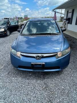 2006 Honda Civic for sale at Tri-Star Motors Inc in Martinsburg WV