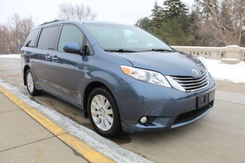 2016 Toyota Sienna for sale at K & L Auto Sales in Saint Paul MN