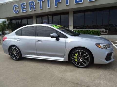 2020 Subaru WRX for sale at Mac Haik Ford Pasadena in Pasadena TX