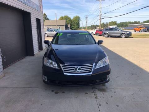 2012 Lexus ES 350 for sale at Auto Import Specialist LLC in South Bend IN