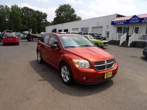 2010 Dodge Caliber for sale at United Auto Land in Woodbury NJ