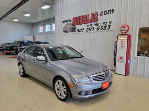 2009 Mercedes-Benz C-Class for sale at Kinsellas Auto Sales in Rochester MN