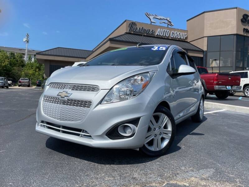 2015 Chevrolet Spark for sale at FASTRAX AUTO GROUP in Lawrenceburg KY