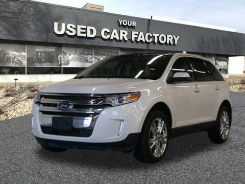2014 Ford Edge for sale at JOELSCARZ.COM in Flushing MI