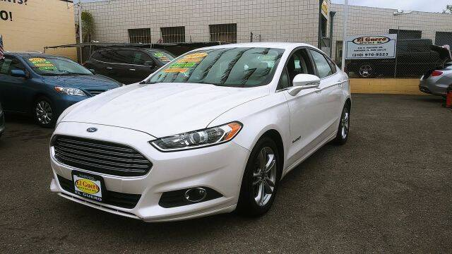 2015 Ford Fusion Hybrid for sale in Hawthorne, CA