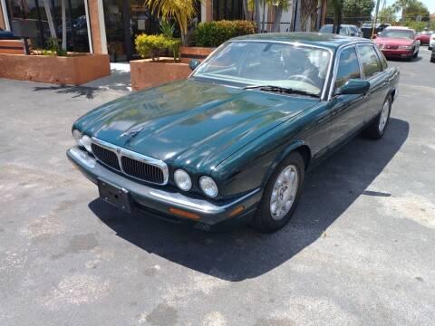 2003 Jaguar XJ-Series for sale at LAND & SEA BROKERS INC in Deerfield FL