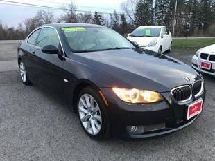 2008 BMW 3 Series for sale at FUSION AUTO SALES in Spencerport NY