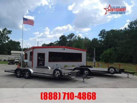 2021 VAR Trailers 18' Car Hauler for sale at Park and Sell - Trailers in Conroe TX