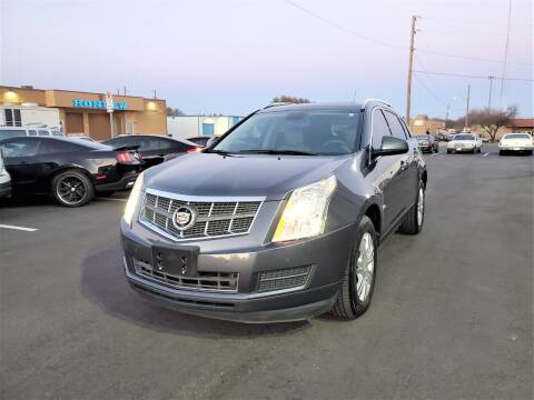 2011 Cadillac SRX for sale at Image Auto Sales in Dallas TX