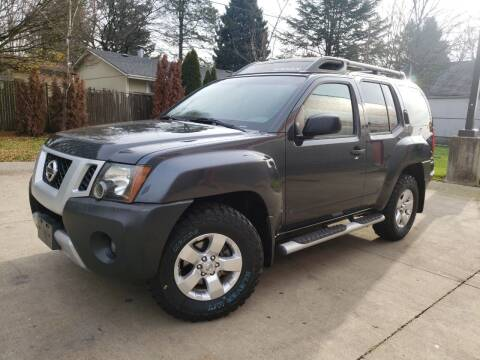 2009 Nissan Xterra for sale at A1 Group Inc in Portland OR