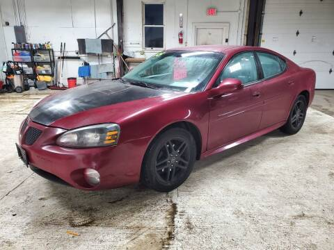 2005 Pontiac Grand Prix for sale at JDL Automotive and Detailing in Plymouth WI