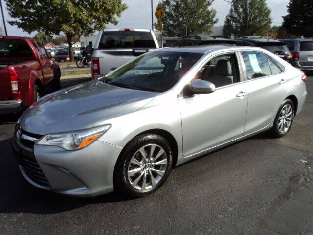 2015 Toyota Camry for sale at BATTENKILL MOTORS in Greenwich NY